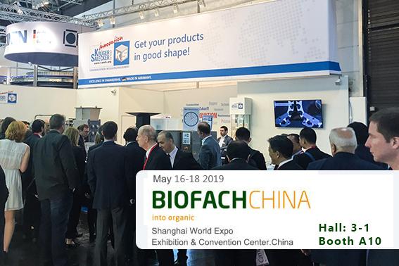 Biofach Shanghai World Expo