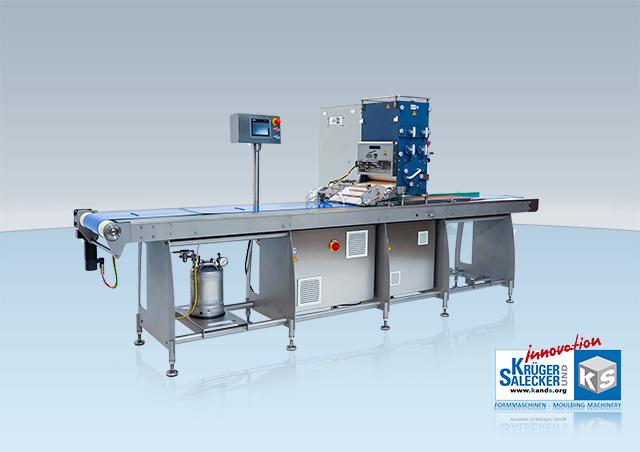 MFT 0400 BBT web Molding machine
