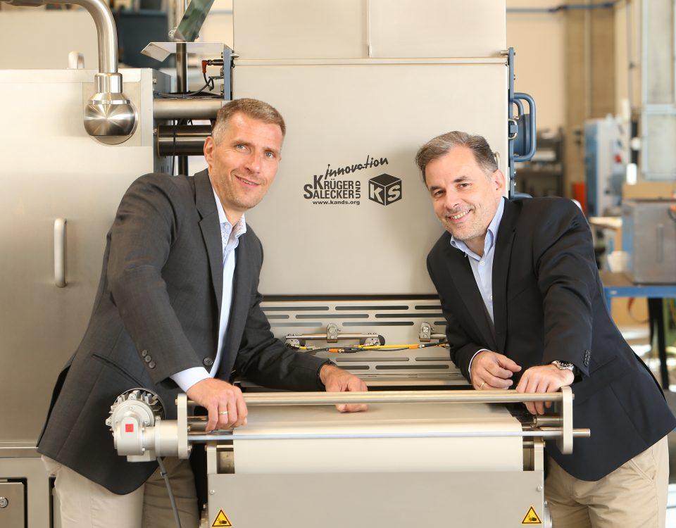Krüger & Salecker under new leadership
